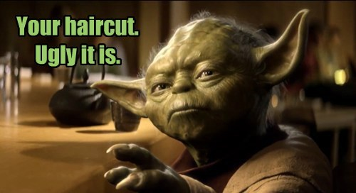 Yoda does not lie.