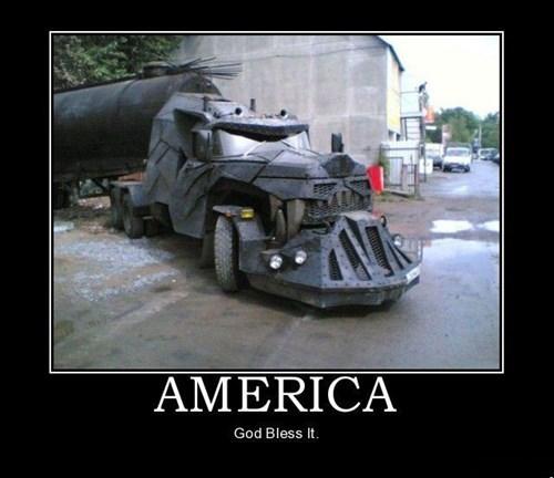 transformers,america,truck,funny