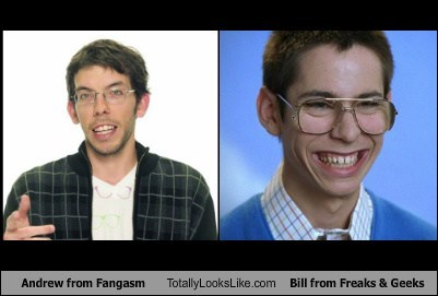 totally looks like,fangasm,bill,freaks and geeks,andrew