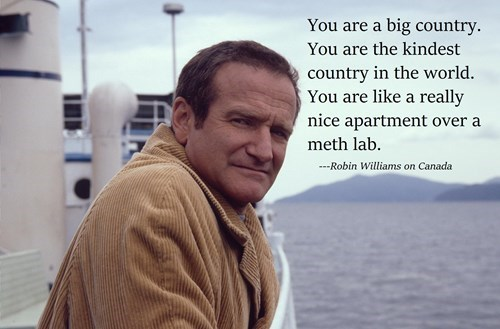 Canada,AMA,robin williams