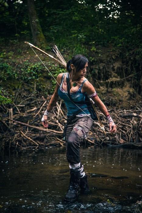 Lara Croft: Fantasy Raider