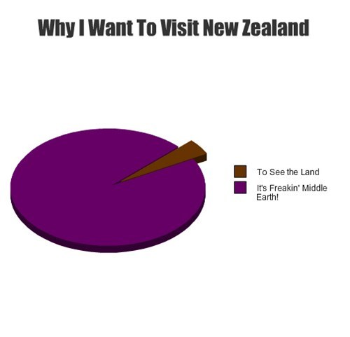 One Does not Simply Walk Into a Middle Earth Vacation