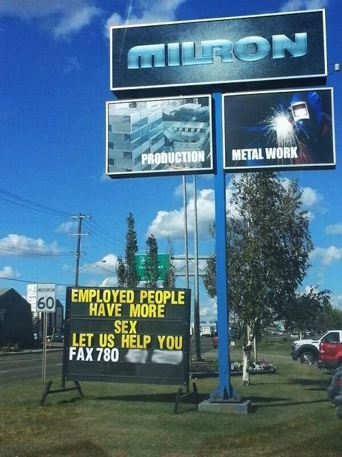 sex,ads,employed people,store signs