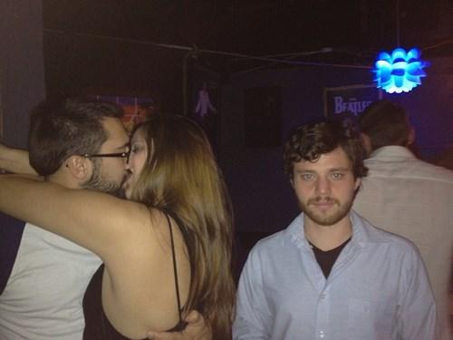 making out,drew phillips,Awkward,PDA,couples,scott cleveland,awkward photos,wing-manning,dating,cringe