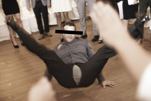 Dance-Pants Fail