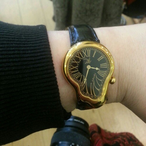 This Watch is Surreal