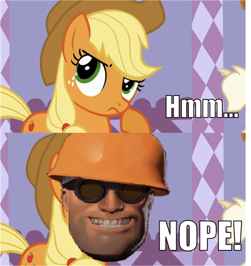 steam,applejack,Team Fortress 2