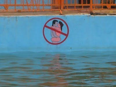 No Fun in This Pool