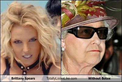 Brittany Spears Totally Looks Like Without Botox