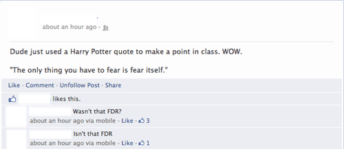 quotes,Harry Potter,timeless wisdom,FDR
