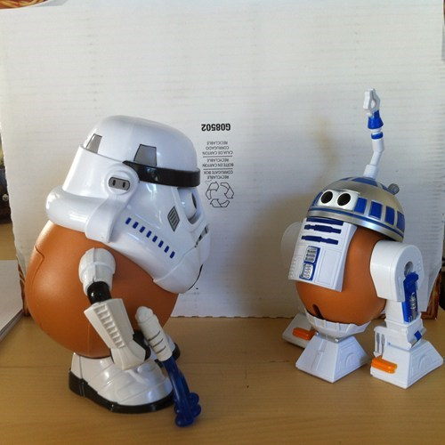 Is This the Droid You're Looking For?