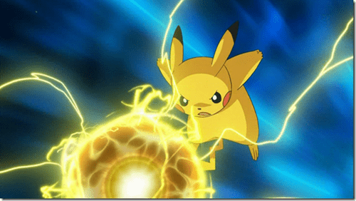 New Pokémon Game Starring Pikachu is in Development