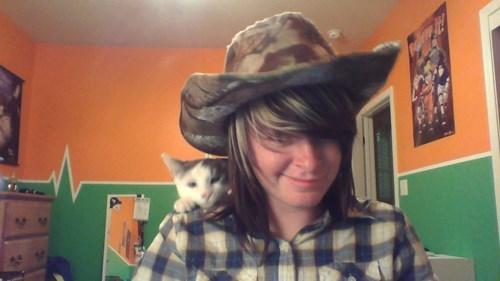photobomb,cute,Cats