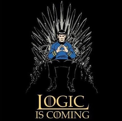 Game of Thrones,Spock,logic