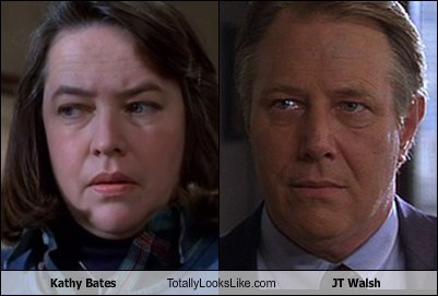 Kathy Bates Totally Looks Like JT Walsh