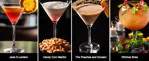 Does Your  Halloween Needs Some Amazing Cocktails?