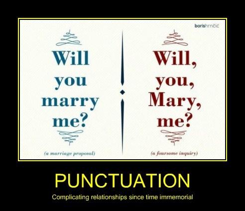 question,marriage,grammar,funny