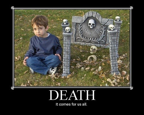 So That Kid Is Death?