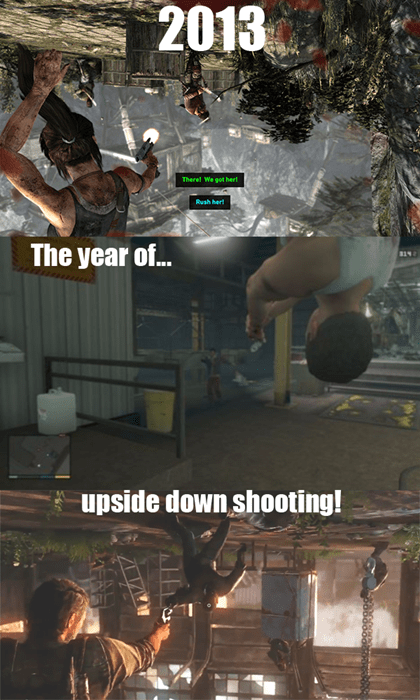 Noticed This Trend in Video Games This Year