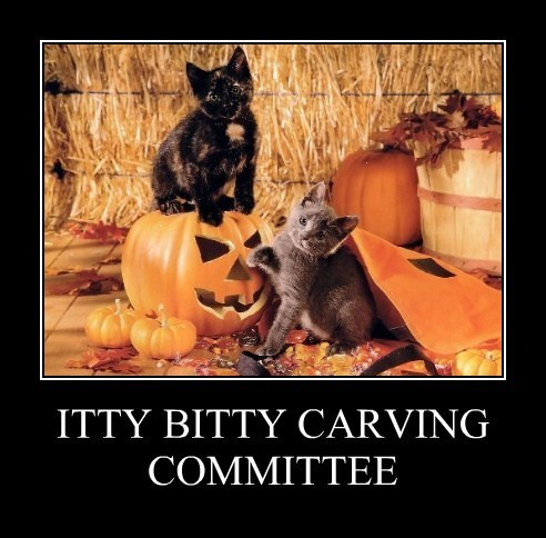 ITTY BITTY CARVING COMMITTEE