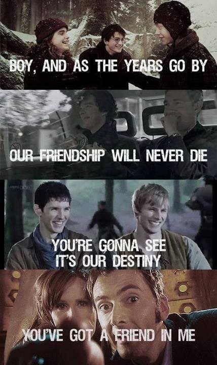 My Fandoms Will Always be There for Me