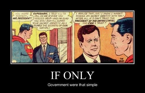 president,funny,superman,politics