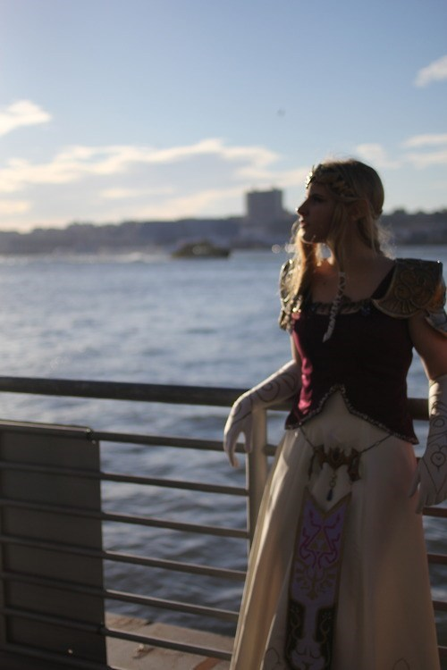 Your Princess is on Another Pier