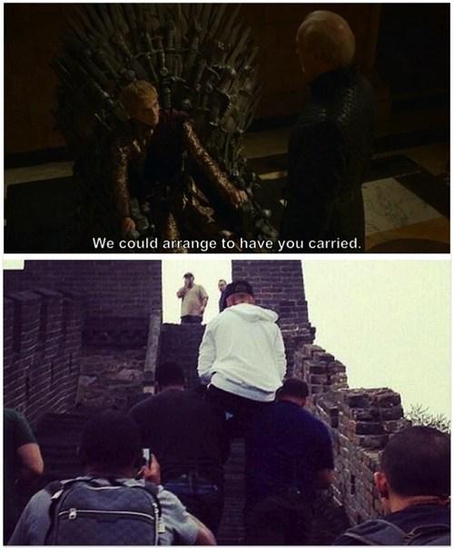 Joffrey IRL