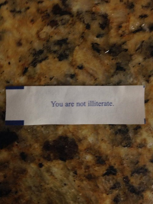 The Rare Fortune That's Actually True