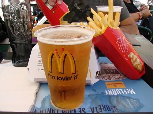 McDonald's Is Definitely Better in Germany