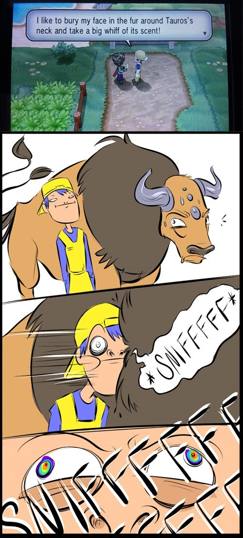 comics,gameplay,tauros,wat