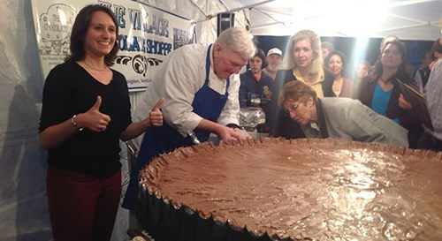 The 230 Pound Peanut Butter Cup: Because Dreams Ought to Come True