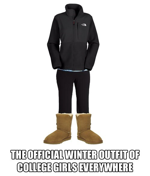Ladies, Prepare for Winter Quarter Fashion