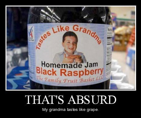 What Does Your Grandma Taste Like?