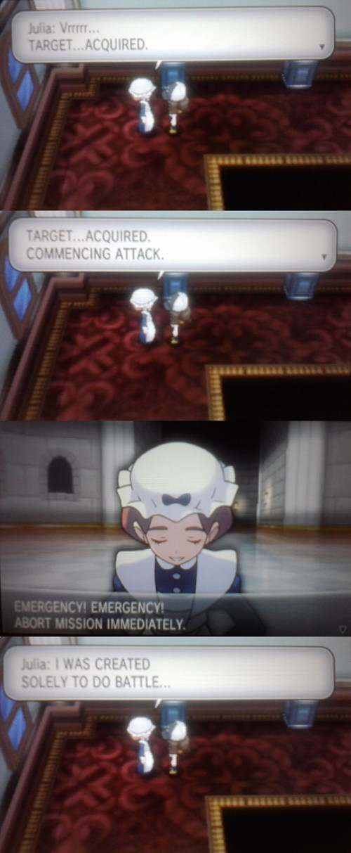 X&Y Has the Weirdest Dialogue