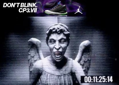 Weeping Angel Brand Shoes?