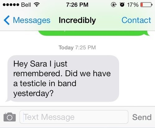autocorrect,tests,text,band