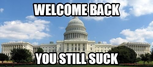The United States Government Reopens