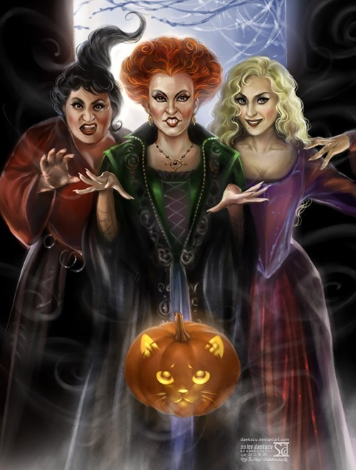 Have You Watched Hocus Pocus Yet?