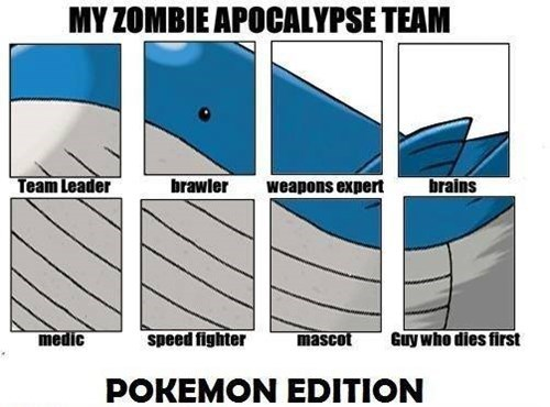 Wailord is All You Need