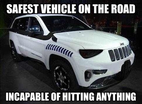 Stormtrooper Jeep