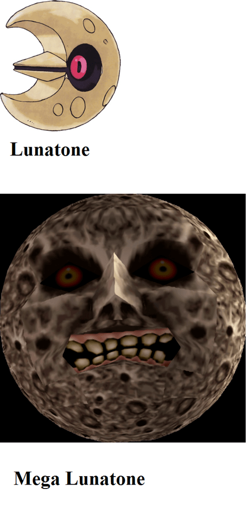 Mega Lunatone is so OP