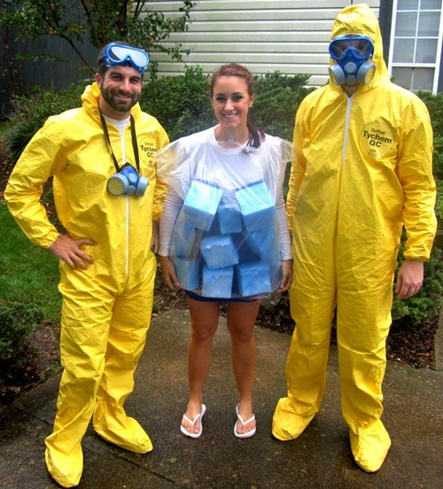 These Breaking Bad Costumes are far From Bad