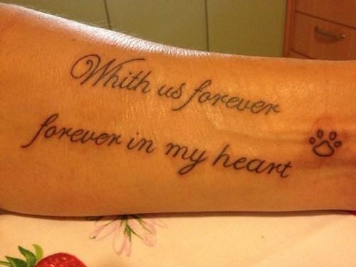 pups,sad but true,tattoos
