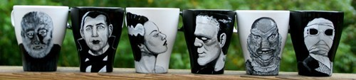 Movie Monster Coffee Mugs