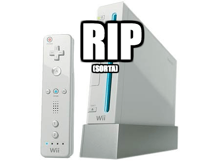 Ding Dong the Wii is Dead (in Japan)
