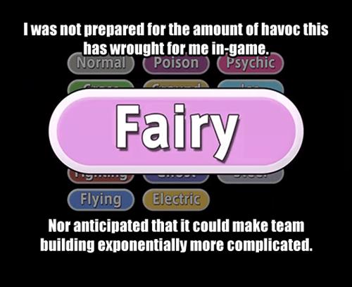 Fairies Seem So Non-threatening