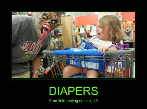 scary,kids,diapers,funny
