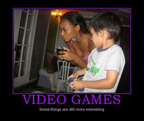 Nah, Video Games Are More Interesting