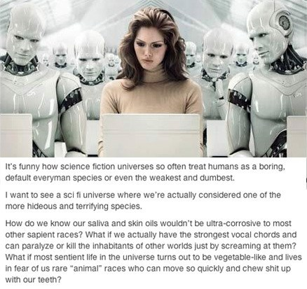 humans,science fiction